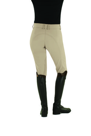 470140-Classic-Show-Tan-with-Safari Knee-Patch-Back