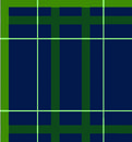465595 Navy/Lime Plaid